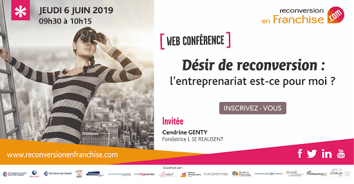 WEB CONFERENCE DESIR DE RECONVERSION