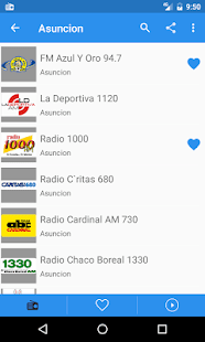 Radio Paraguay Free Online - Fm stations - náhled