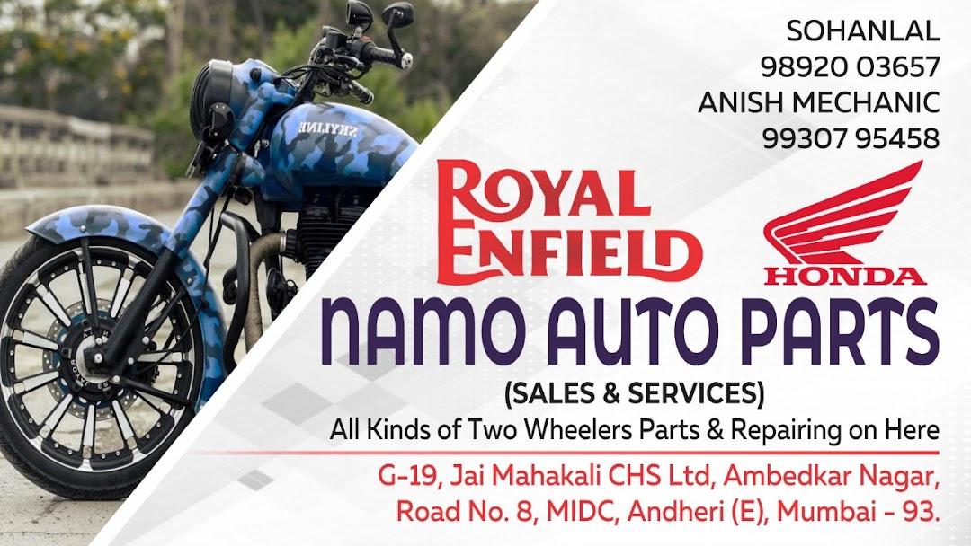 Namo Auto Parts - Original Auto Parts Store in MIDC Mumbai