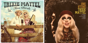 Image result for trixie mattel album cover
