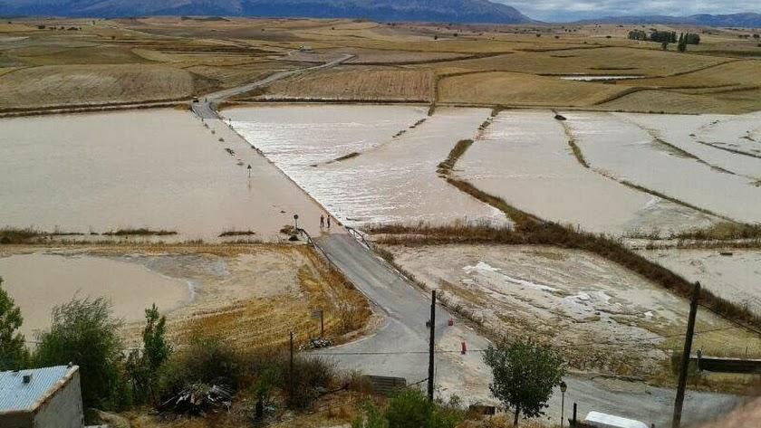 Senderismo para reivindicar el nacimiento almeriense del río Guadalquivir
