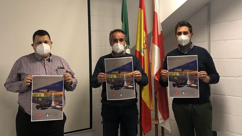 Presentación del Campeonato Provincial de Ajedrez.