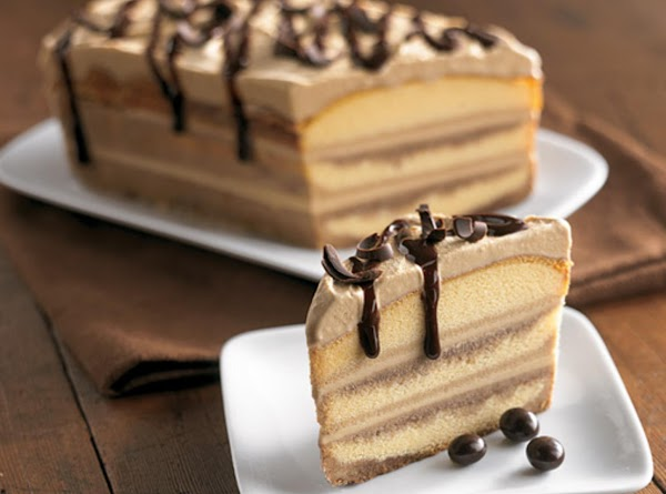 Frozen Mocha Cake Recipe