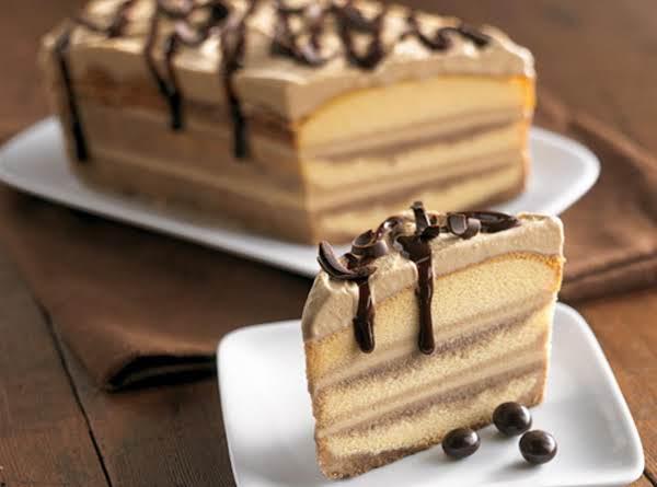 Frozen Mocha Cake Recipe