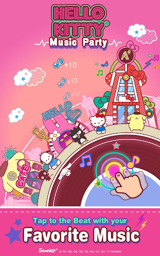 Hello Kitty Music Party - Kawaii and Cute!  screenshots EasyGameCheats.pro 2