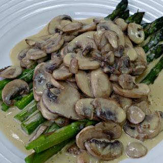 Cream Of Mushroom With Asparagus Recipes