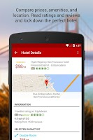 Screenshot of Hotwire Hotel & Car Rental App