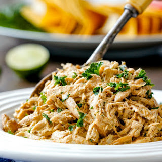 Slow Cooker Chipotle Ranch Chicken