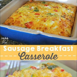 Bisquick Sausage Egg Casserole Recipes.