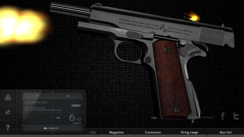 Download Magnum 3.0 Gun Custom Simulator Cheat APK MOD