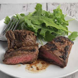Easy Grilled Steak Tips.