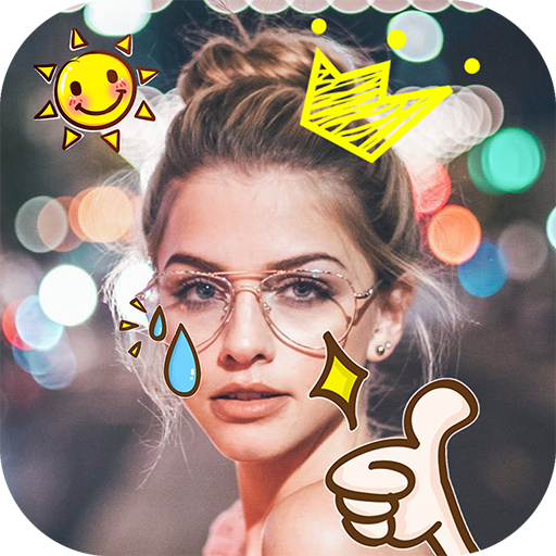 Photo Editor - Filters & Stickers