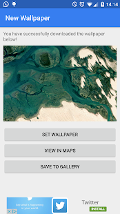 Earth View Wallpapers screenshot