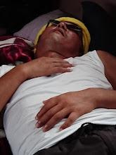 Photo: 「ガーッ!ガーッ!・・・ZZZZ」 ・・・そりゃ寝るやろ!あれだけ呑んどきゃ!
