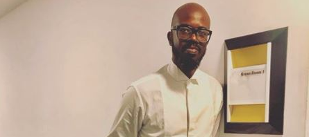 DJ Black Coffee is a self-confessed 'mommy's boy'