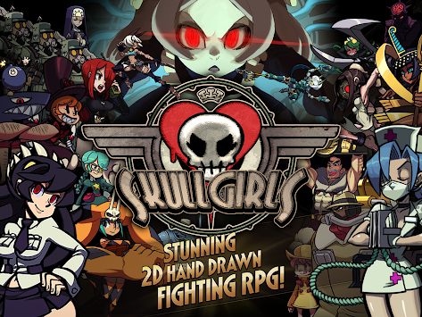 Skullgirls APK screenshot thumbnail 11