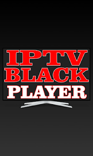 iptv black player Screenshot