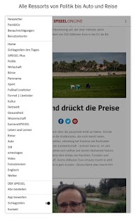 SPIEGEL ONLINE - News Screenshot 20