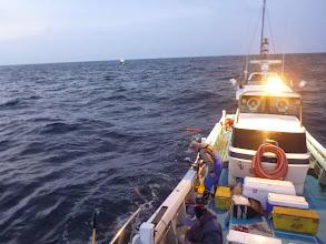 Photo: 最近、あんまり調子よくない「真鯛釣り」です。 今日こそは!!