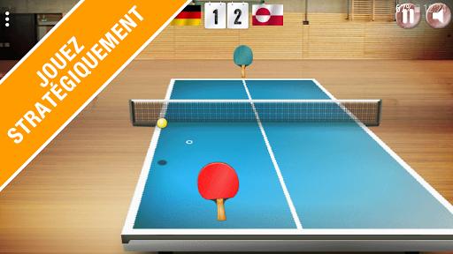 cofe tricheTennis de table 3D - L'application Ping Pong  1