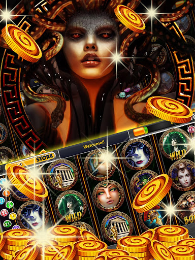 Gorgon Medusa Slots Freecasino 2.2 screenshots {n} 2