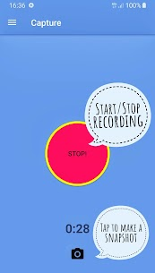 Background Video Recorder Ultimate: Big Red Button App Download For Android 2