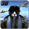 Air Force Army Jet Pilot 3D icon