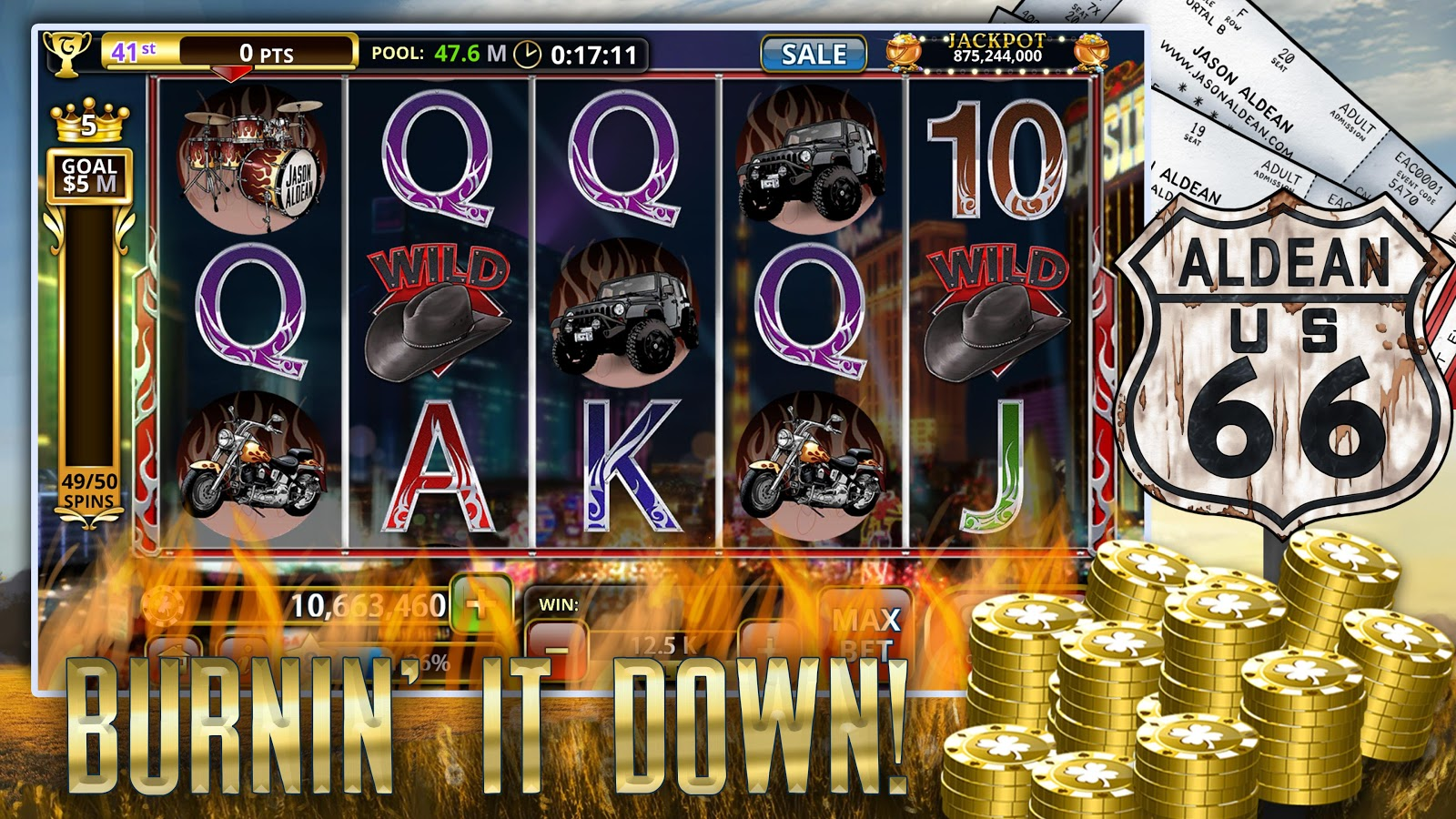 Music Country Slot Machine - Play Penny Slots Online