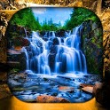 Waterfall Live Wallpaper | Waterfall Wallpapers icon