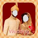 Pakistani Wedding Dress Couple icon