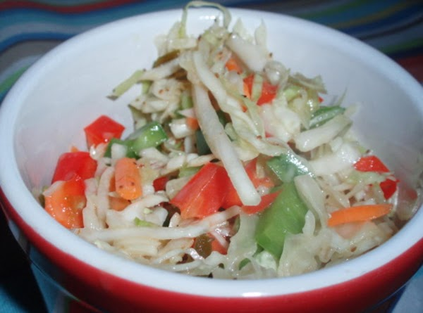 Firecracker Cole Slaw Recipe