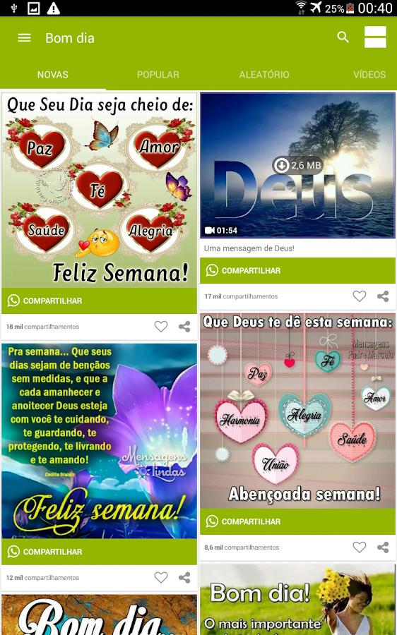 Screenshots of Zueiras - Imagem, Vídeo e GIF for iPhone