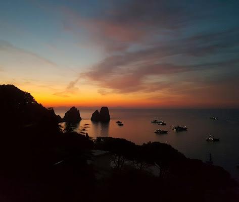 alba di settembre a Capri di mariella_pollio