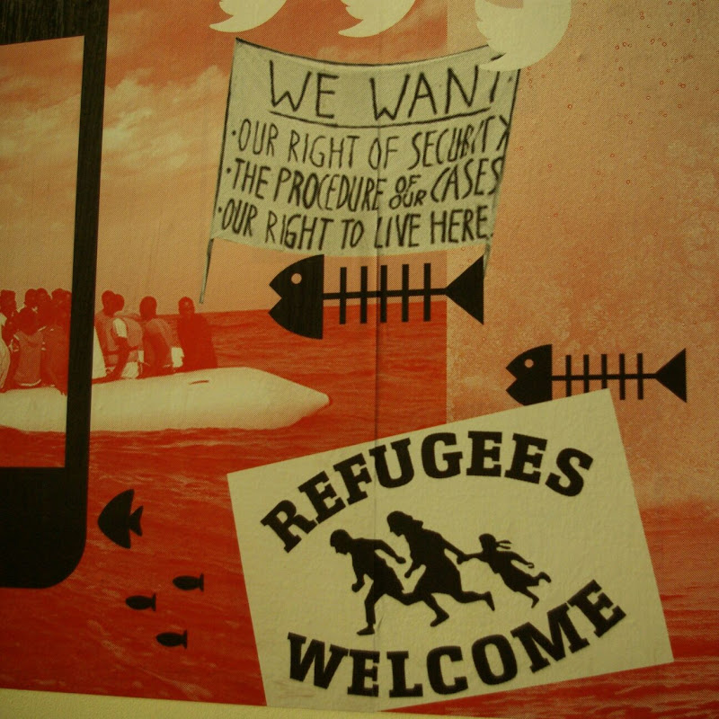 Refugees welcome di giuliabisc
