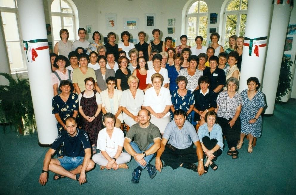 Verseghy Ferenc Könyvtár munkatársai