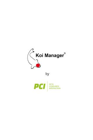 Скриншот Koi Manager