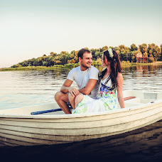 Photographe de mariage Aleksandr Merkurev (fotocat). Photo du 07.12.2015
