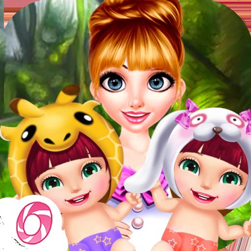 休闲のForest Mommy Happy Checking LOGO-記事Game