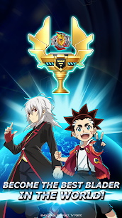 Beyblade Burst Rivals MOD APK (Unlimited Money) 3