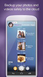Trunx Photo Organizer & Cloud Screenshot 1