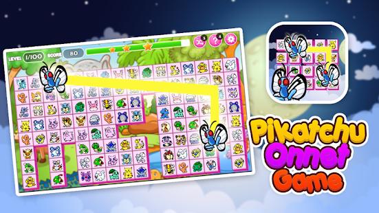 Pikatchu Onnet Game - náhled