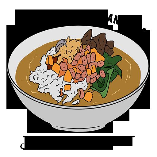 Animasi Pengenalan Makanan Khas Kota Di Jateng Programu Zilizo