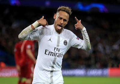Delegatie van Barcelona in Parijs voor Neymar
