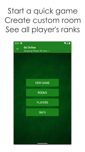 66 Online - Play Multiplayer Santase Card Game 7.6 screenshots 4