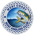 West Coast Boat Angling Club icon