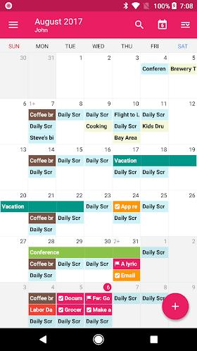 Nine - Email & Calendar FULL 4.1.9 (Unlocked) APK