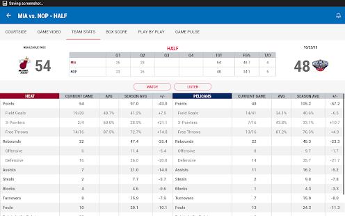 NBA 2015-16 Screenshot 9