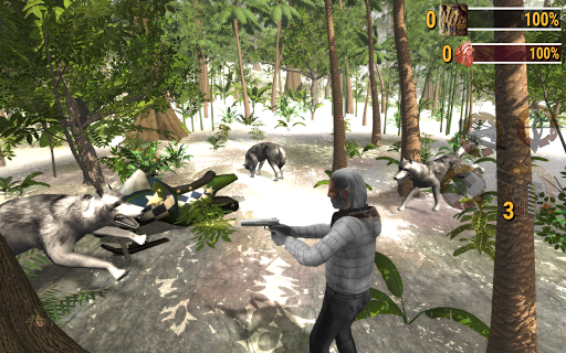 Ice Age Hunter: Online Evolution apktram screenshots 12