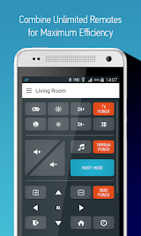 AnyMote Universal Remote + WiFi Smart Home Control Apk Download Free for PC, smart TV
