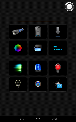 Tiny Flashlight + LED screenshot 9